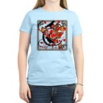 The Colors of Fall Women's Light T-Shirt