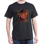 The Colors of Fall Dark T-Shirt