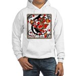 The Colors of Fall Hooded Sweatshirt