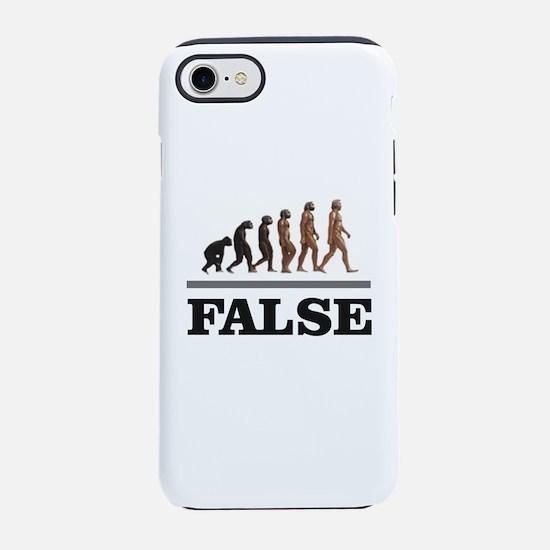 false ape history iPhone 8/7 Tough Case