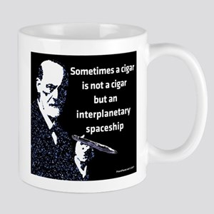Freud and the Asteroid Mugs