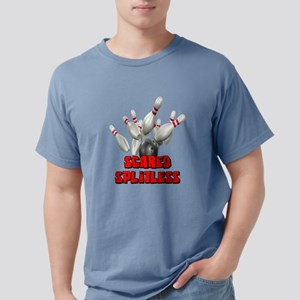 Scared Splitless Bowling T-Shirt