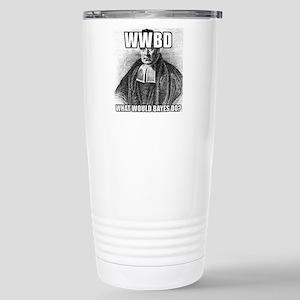 What Would Bayes Do Travel Mug