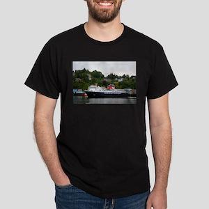 Ferry , Oban, western Scotland T-Shirt