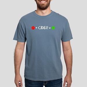 Plus Cider Equals Happy Women's Dark T-Shirt