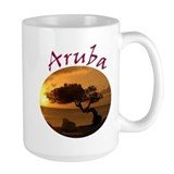 Aruba Large Mugs (15 oz)