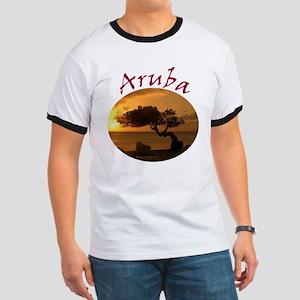 Aruba-Sunsets Logo T-Shirt