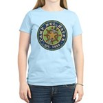 Del-Haven Full Logo Women's Colored T-Shirt