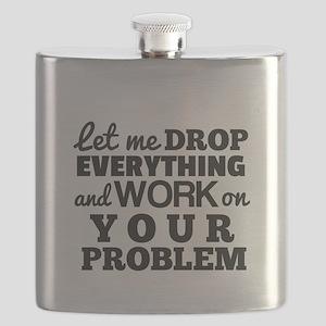 Let me DROP Flask