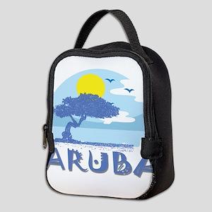 RetroDivi Neoprene Lunch Bag