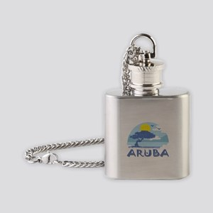 RetroDivi Flask Necklace