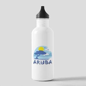 RetroDivi Water Bottle
