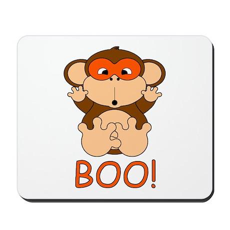 Halloween Monkey Mousepad