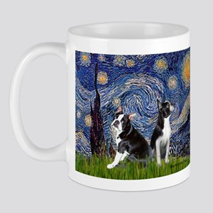 Starry Night & Bos Ter Mug