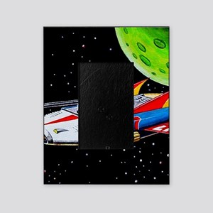 V-7 SPACE SHIP Picture Frame