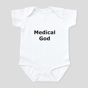 Medical God Infant Bodysuit