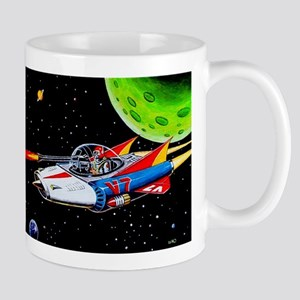 V-7 SPACE SHIP Mugs