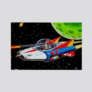 V-7 SPACE SHIP Magnets