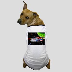V-7 SPACE SHIP Dog T-Shirt