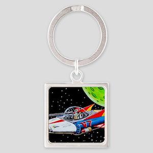 V-7 SPACE SHIP Keychains