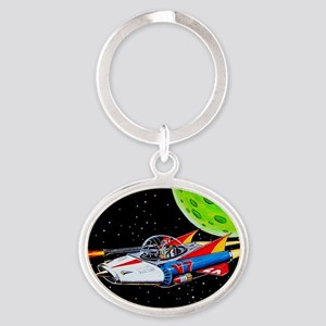 V-7 SPACE SHIP Keychains