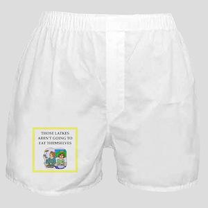 Funny food joke Boxer Shorts