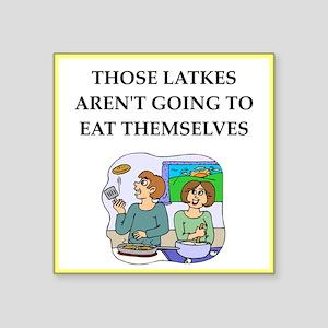 Funny food joke Sticker