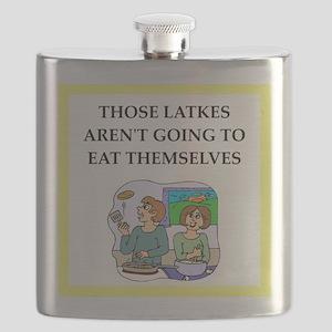 Funny food joke Flask