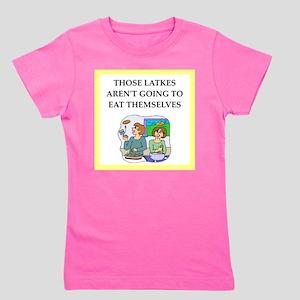 Funny food joke Girl's Tee