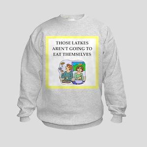 Funny food joke Sweatshirt