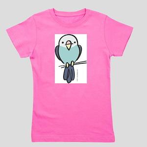 Blue Parakee T-Shirt