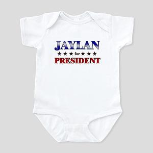 JAYLAN for president Infant Bodysuit