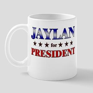 JAYLAN for president Mug
