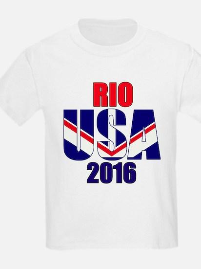 USA 2016 Rio 2a T-Shirt