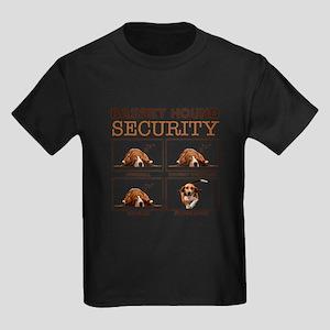 Basset Hound Shirt - Basset Hound Security Tee T-S