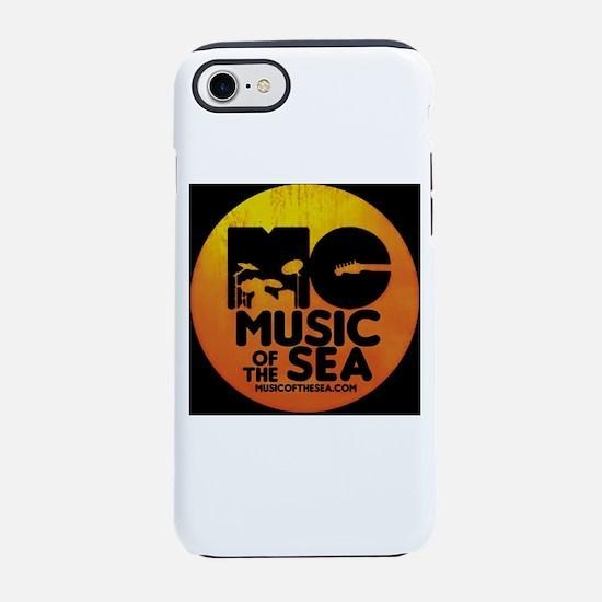 Funny Edm iPhone 8/7 Tough Case
