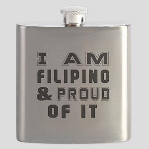 I Am Filipino And Proud Of It Flask