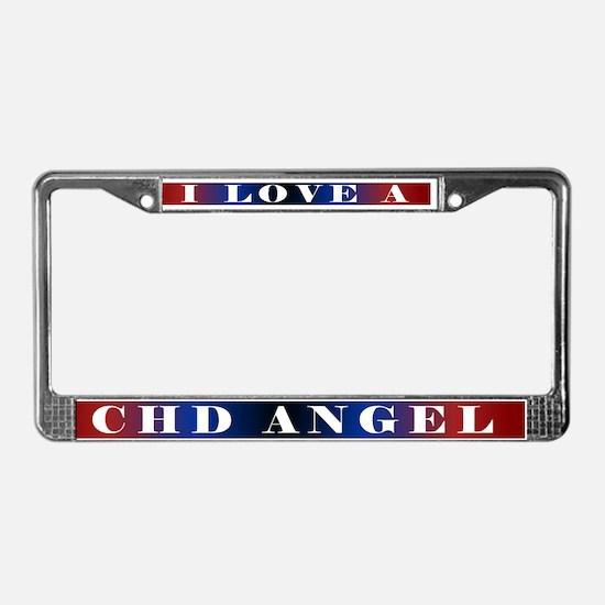 Sandy thomas License Plate Frame