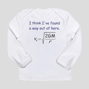 Escape Velocity Infant Long Sleeve T-Shirt