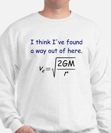 Escape Velocity Sweatshirt