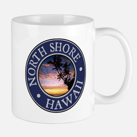 North Shore Large Mugs