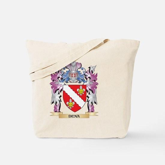 Dena Coat of Arms (Family Crest) Tote Bag
