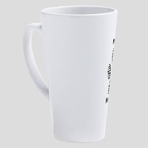 My Kids Have Paws 17 oz Latte Mug