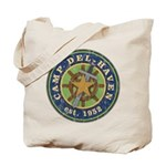 Camp Del-Haven Tote Bag