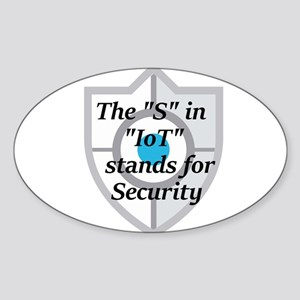 IoT Security Sticker