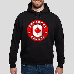 Montreal Canada Hoodie (dark)