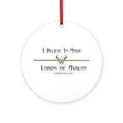 Lords of Avalon Keepsake (Round)