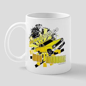 Da Whistles Go Woo Wooooo! Mugs