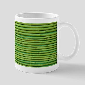 Bamboo Pattern Mugs