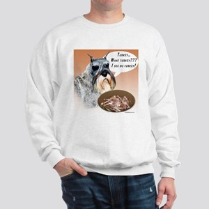 Mini Schnauzer Turkey Sweatshirt